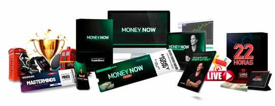 Incluso no MoneyNow